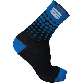 Sportful Flair 15 Socks black/electric blue